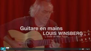Guitaremag n°4 Louis Winsberg interview