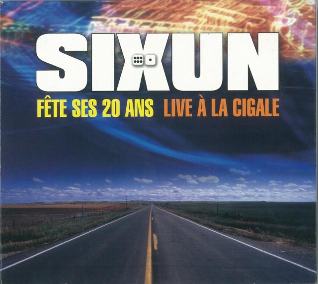Sixun fête ses 20 ans ! (Live à La Cigale)