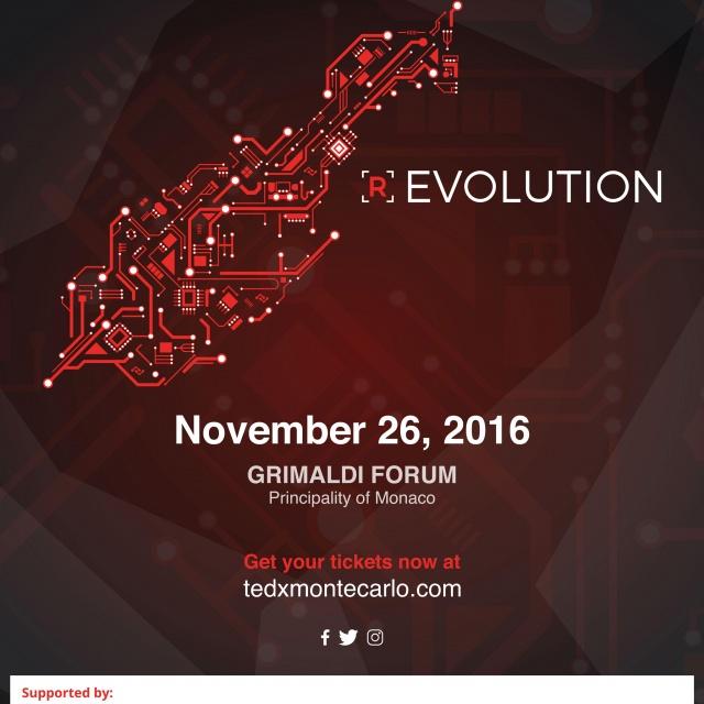 La vidéo de Louis Winsberg au TEDx de Monte Carlo