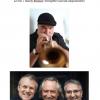"""Charlier/Sourisse/Winsberg"" invite Randy Brecker"