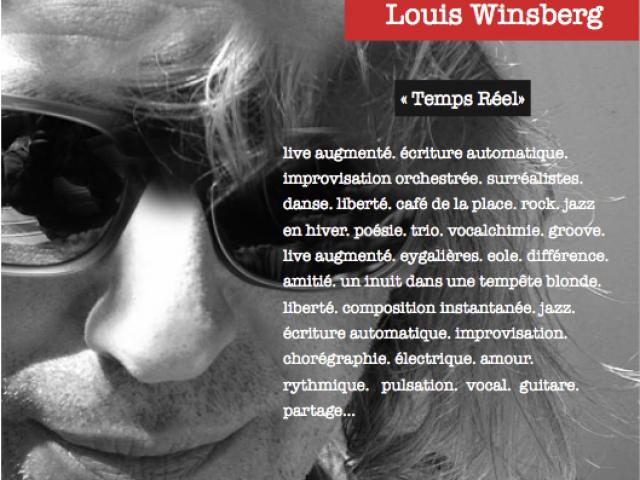 Louis Winsberg Temps Réel