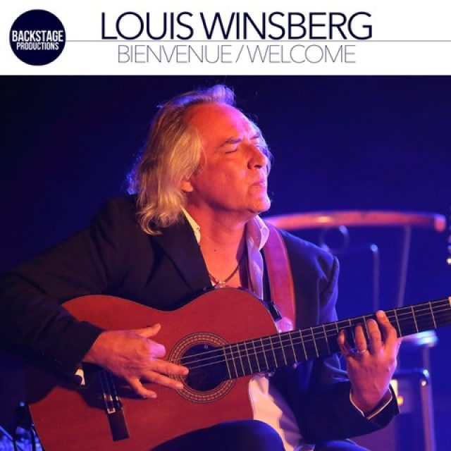 Welcome Louis Winsberg !