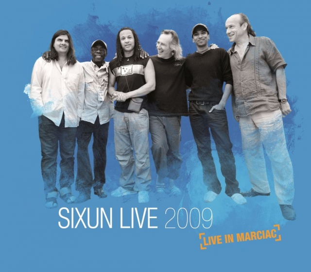 Sixun Live in Marciac